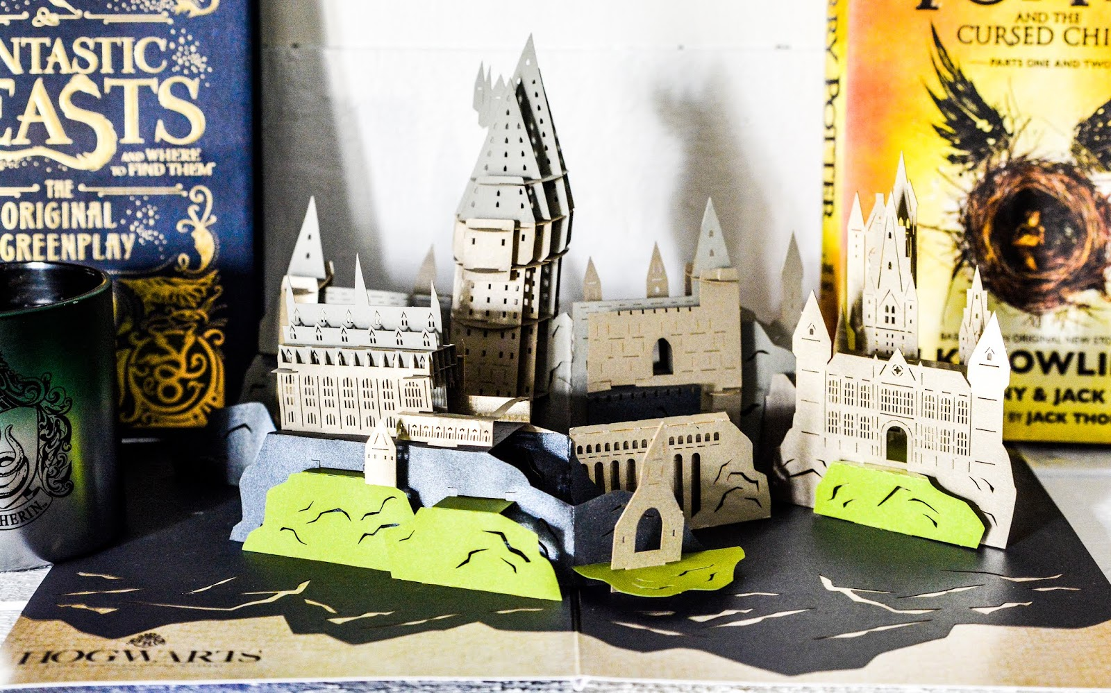Harry Potter Pop Up Card