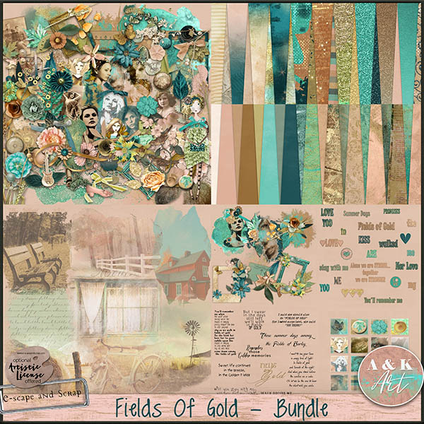 Fields of Gold Collection