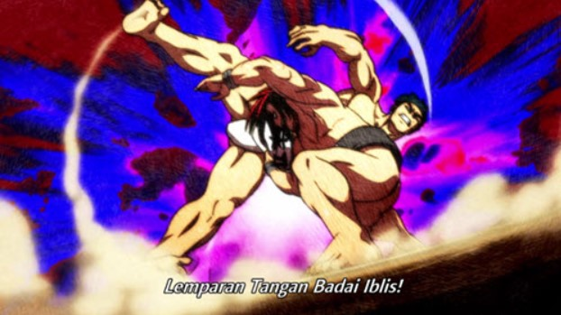 Hinomaruzumou Episode 10 Subtitle Indonesia