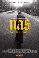 Poster Nas: Time Is Illmatic