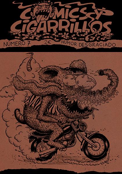 CÓMICS Y CIGARRILLOS #7