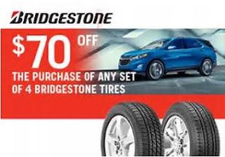 Costco Bridgestone Tires
