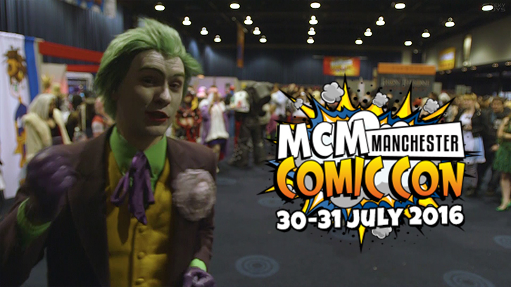 MCM Manchester - Game of Thrones, Musketeers, Star Wars and 360 Tour