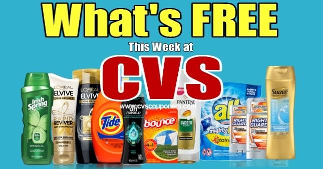 FREE Stuff at CVS 11/15-11/21