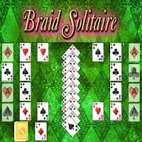 Card Game: Braid Solitaire Online