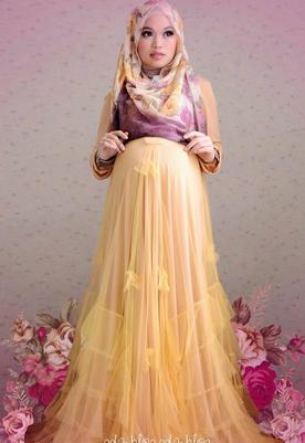 Muslim Modern Wanita Hamil