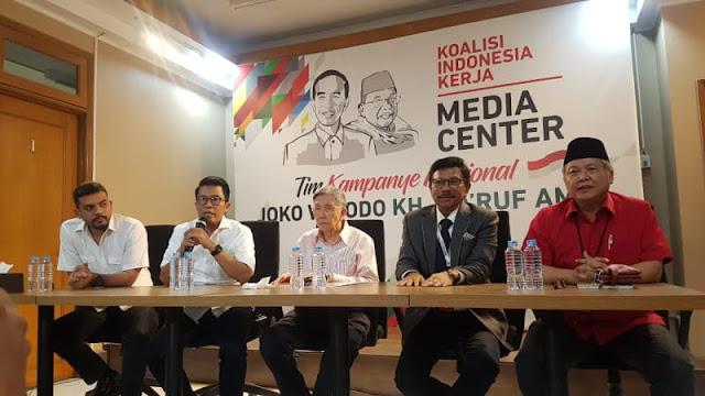 Kwik Kian Gie Tak Dukung Jokowi atau Prabowo: Saya Dukung Pikiran Saya