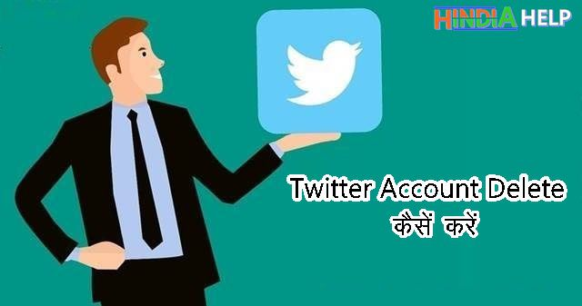 how-to-delete-twitter-account-in-hindi