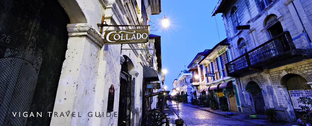 Vigan Travel Blog Guide