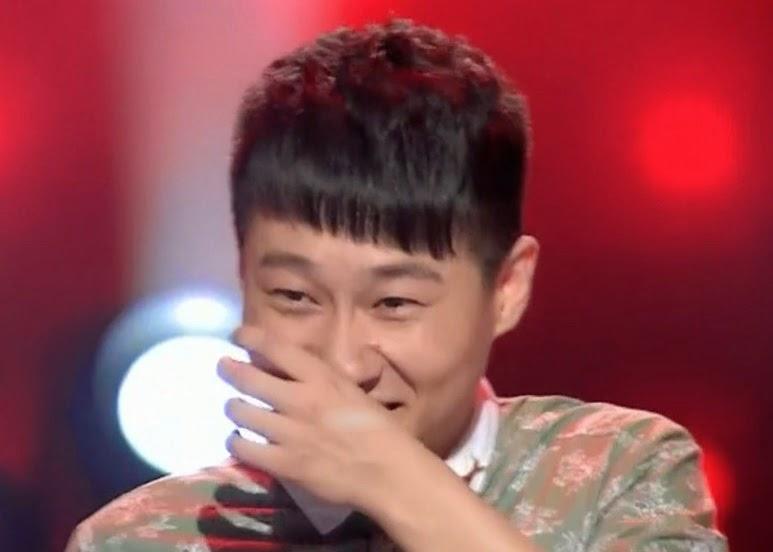 """~ 波羅 Show ~: 中國好聲音第3季 第2期 20140725 搞笑大學生""""趙鈳""""《我等到花兒也謝了》"""