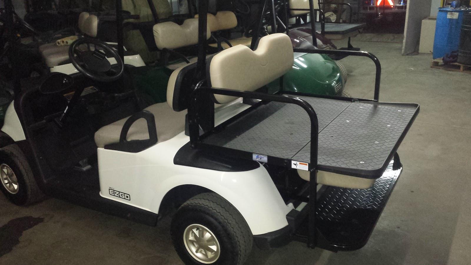 Rusty latimer 39 s golf cars 2009 ezgo rxv gas 4350 w for Narrow golf cart