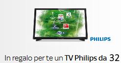 "Offerta Sky Settembre 2016: TV Philips 32"" gratis"