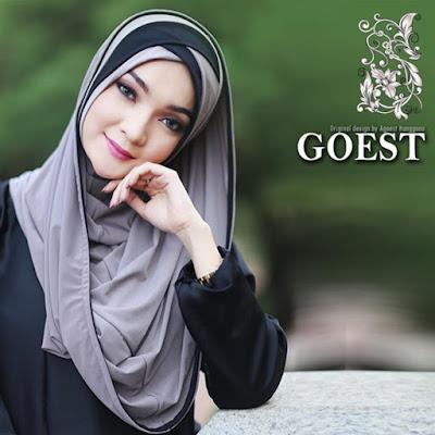 model jilbab instan langsung pakai