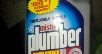 The Budget Reviews Mister Plumber Drain Opener Dollar Tree