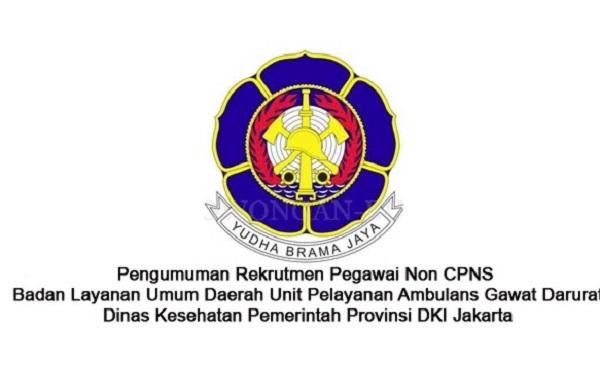 BADAN LAYANAN UMUM DAERAH UNIT PELAYANAN AMBULANS GAWAT DARURAT : NON PNS - INDONESIA