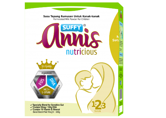 Suffy Annis Nutricious