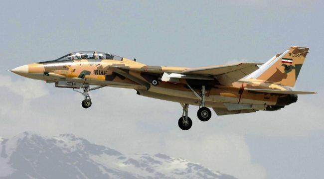 F-14 Tomcat Angkatan Udara Iran