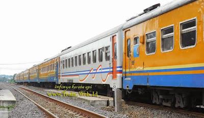 Info Harga Tiket Kereta Api Serayu Bulan Februari 2017