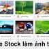 Share bộ Stock dùng làm ảnh tí hon (Macro tiny Stock)