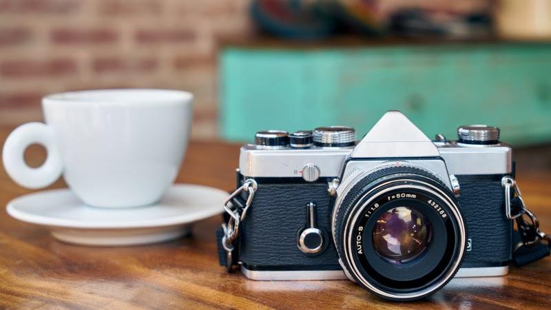 2 Vintage Photo Camera
