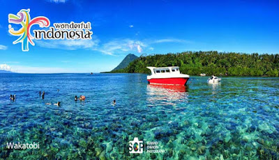 s natural wealth is an of import factor inwards the the world of tourism Woow Exploring Nature Republic of Indonesia
