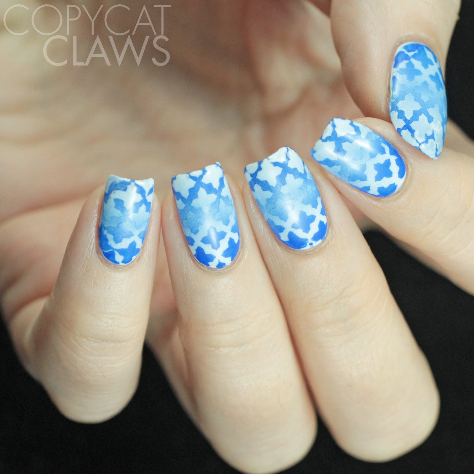 Copycat Claws: 26 Great Nail Art Ideas - Reciprocal Gradient