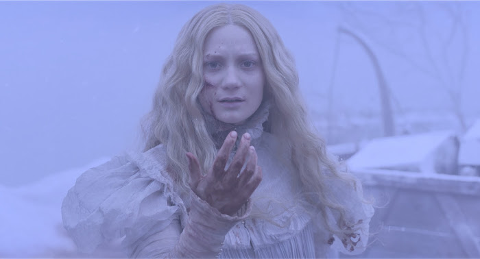 Crimson Peak ganha um fantasmagórico poster animado, imagens e trailers