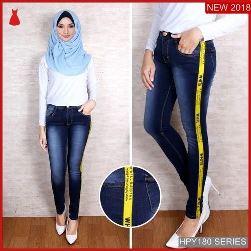 HPY180C164 Celana Jeans Anak Adelle Murah BMGShop