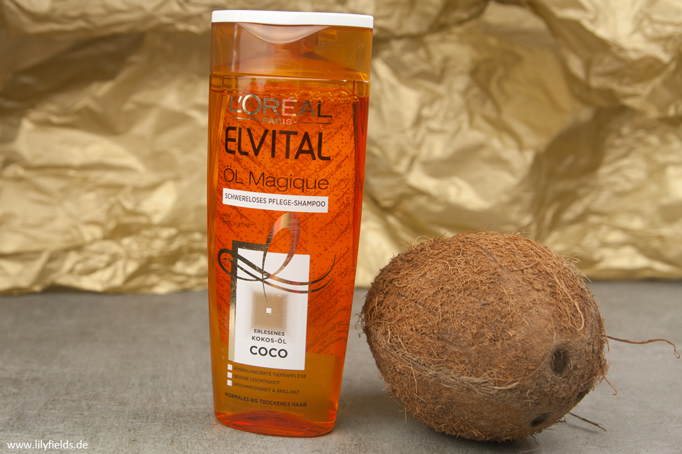 Elvital Öl Magique Coco Shampoo