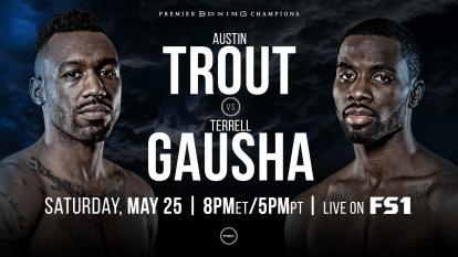 Austin Trout vs. Terrell Gausha