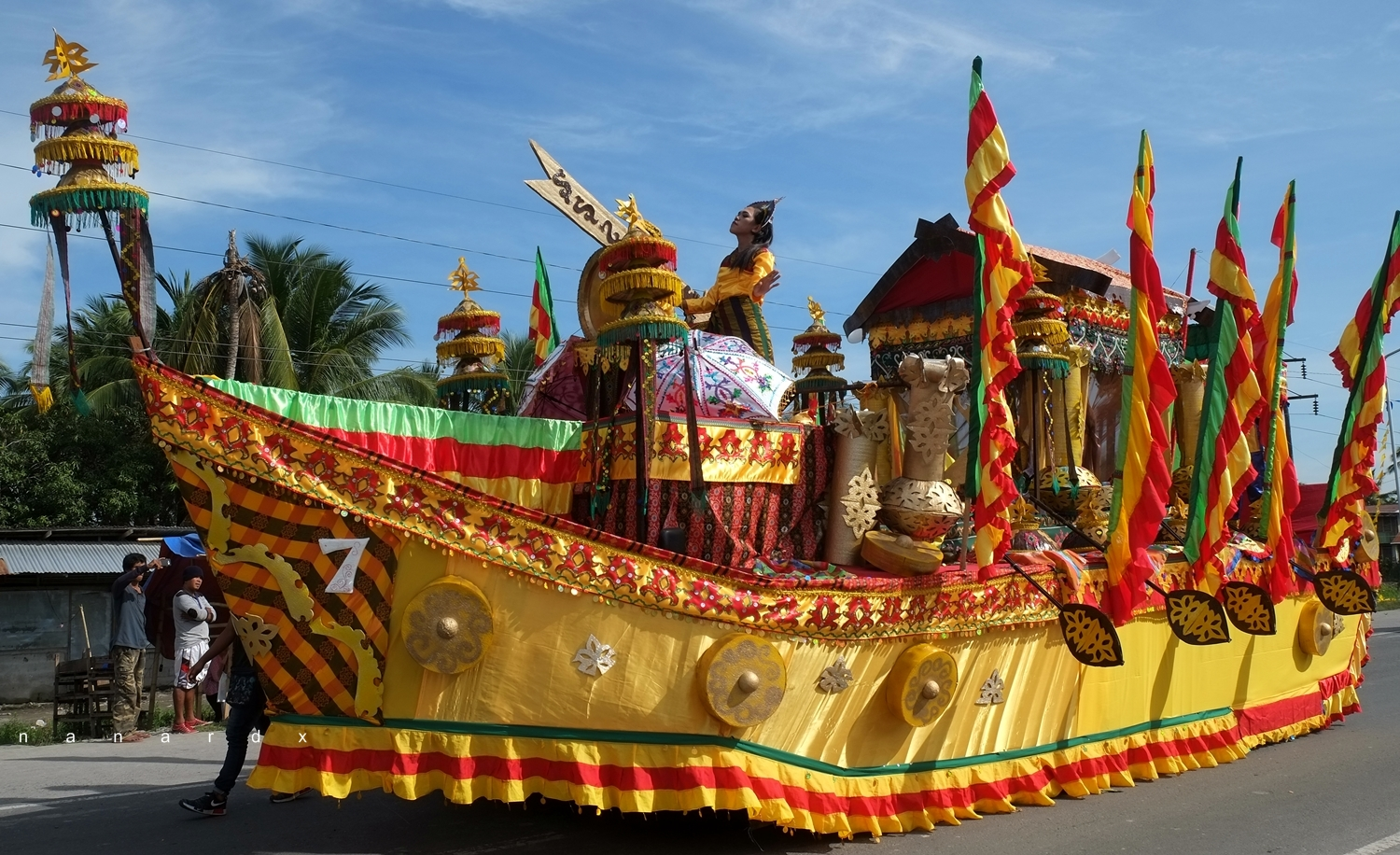 Inaul Festival Float Design Competition