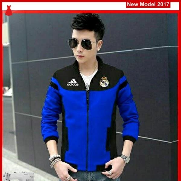 MSF0139 Jaket Casual Murah Adidas Madrid BMG