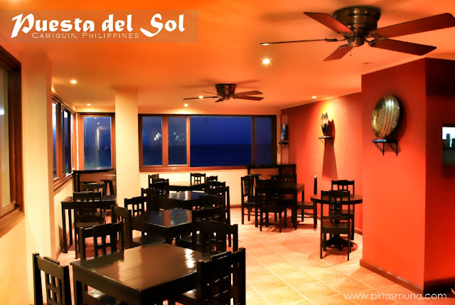 Puesta del Sol Restaurant and Cafe in Camiguin