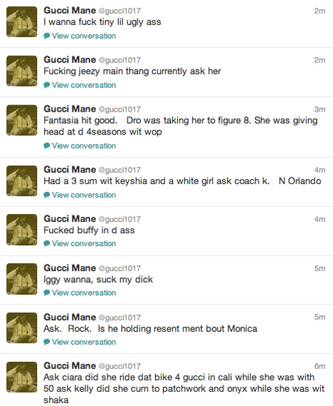 a850503259c Gucci Mane Twitter Rant Tiny Young Jeezy Ciara