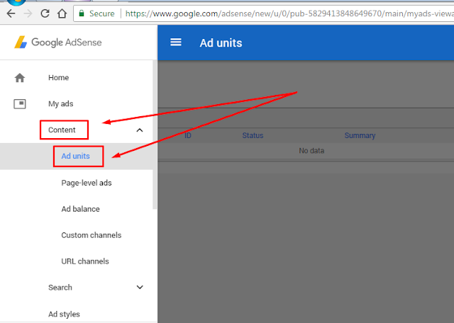 cara daftar google adsense youtube di android