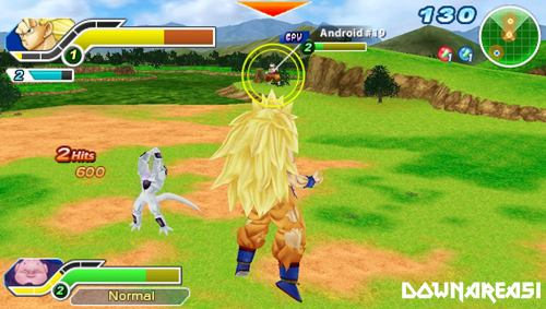 ppsspp game download dragon ball z