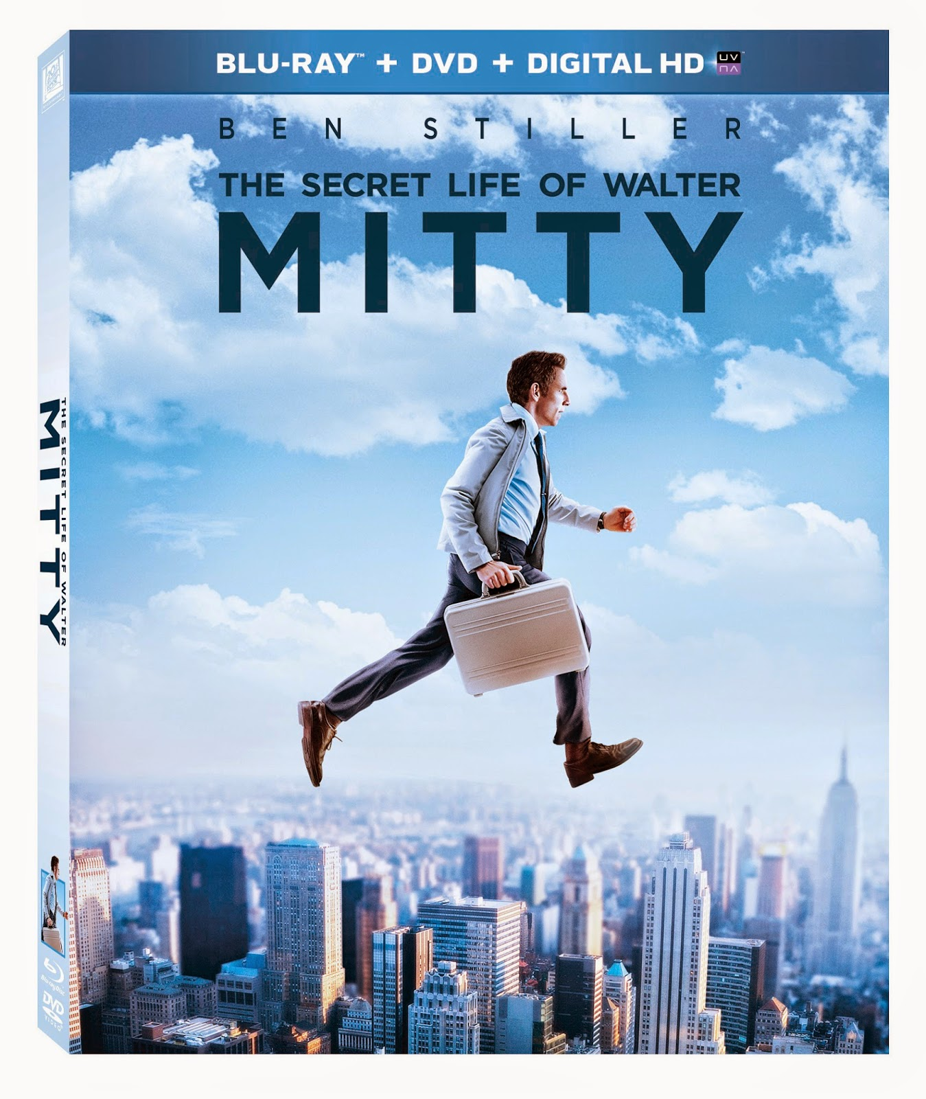 The Secret Life of Walter Mitty Blu-ray Giveaway