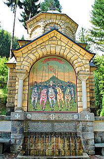 Tronosa Brunnen
