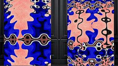 Díptico abstracto: Frienazu