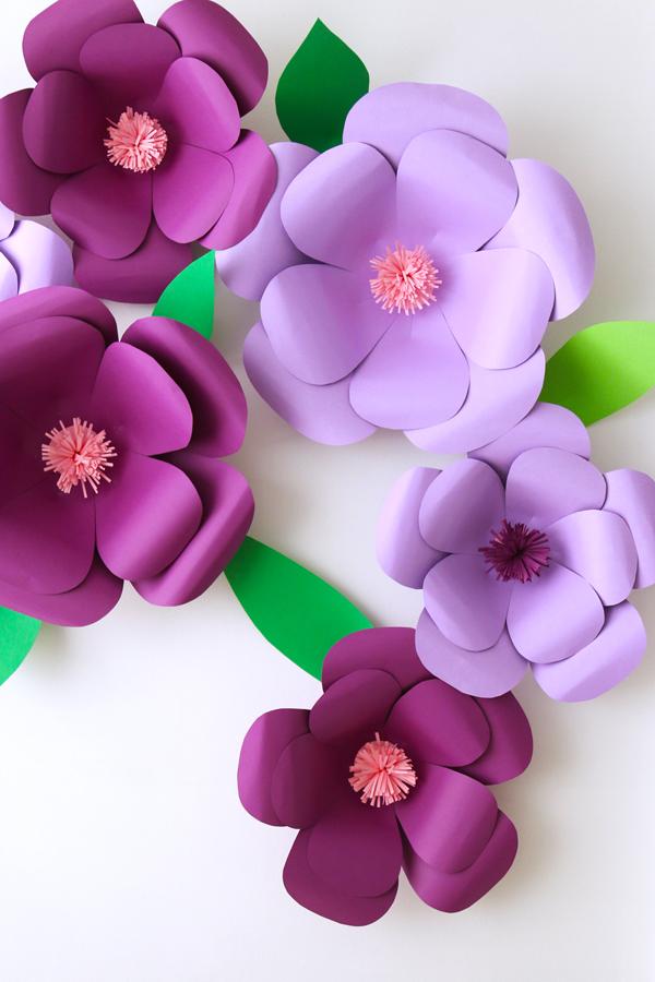 La Casa De Chichi Tutorial Flores Gigantes Hechas Con Catulinas