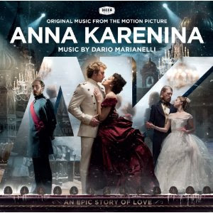 Anna Karenina Sång - Anna Karenina Musik - Anna Karenina Soundtrack - Anna Karenina Score