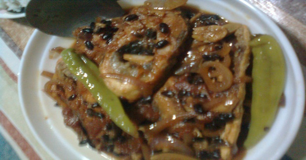 Bangus With Tausi Recipe