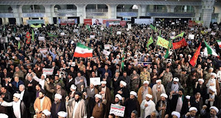 Kini, Iran Ibarat Uni Sovyet Menjelang Keruntuhannya