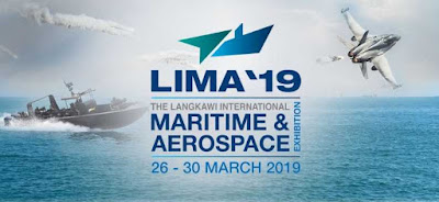 Langkawi International Maritime Aerospace Exhibition 2019