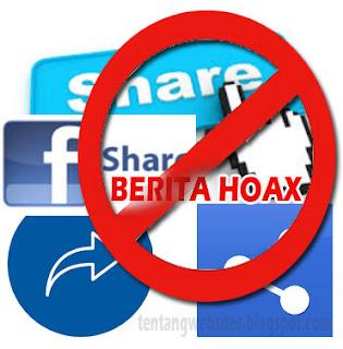 Jangan asal share Berita media sosial 95 persen sampah