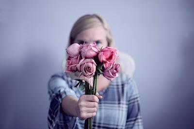 Flores deshidratadas