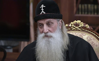 Metropolitan Kornily of Moscow and All Russia of Old-Rite Russian Orthodox Church.