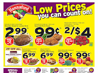 Hannaford Weekly Flyer August 18 - 24, 2019