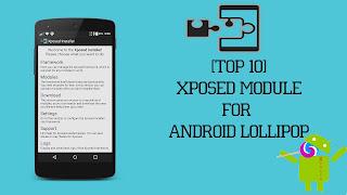 Xposed Module Android Marshmallow dan Lollipop Lengkap