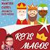REIS MAGOS Día de Reis en Carril | 6ene
